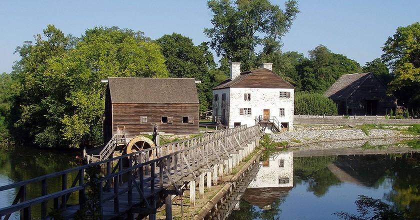 Philipsburg Manor, Sleepy Hollow   © Wikipedia Commons
