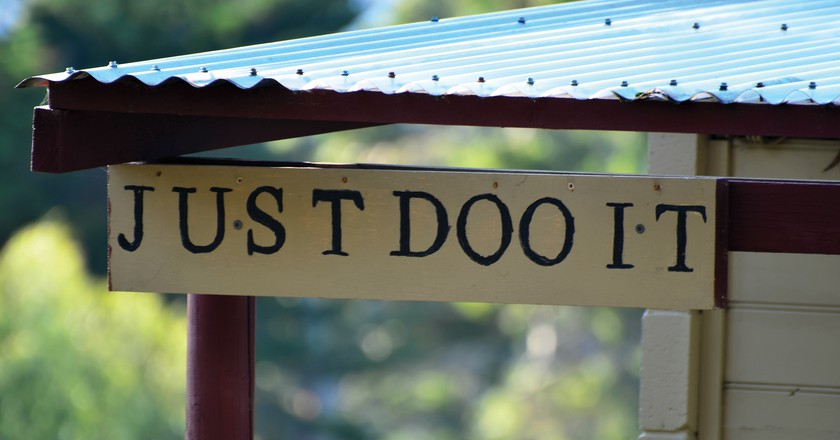 A Doo Town Shack | © Dan Fellow, courtesy of Tourism Tasmania