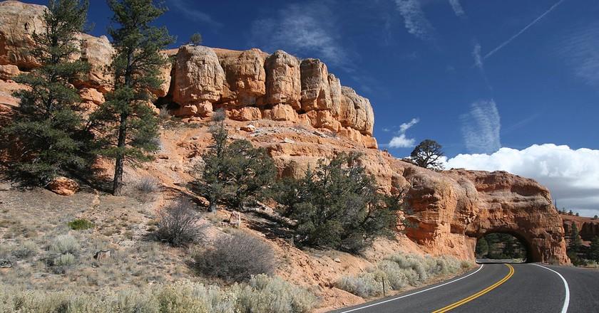 Utah State Route 12 | © Christian Mehlführer/Wikicommons