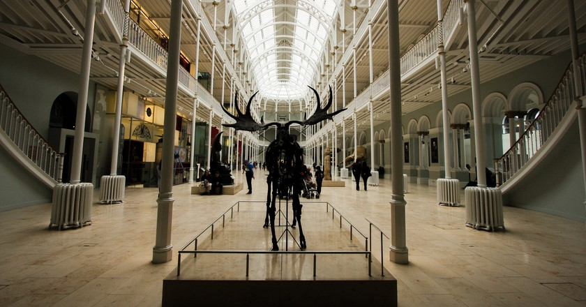 The National Museum Of Scotland | © glynniqua/Flickr