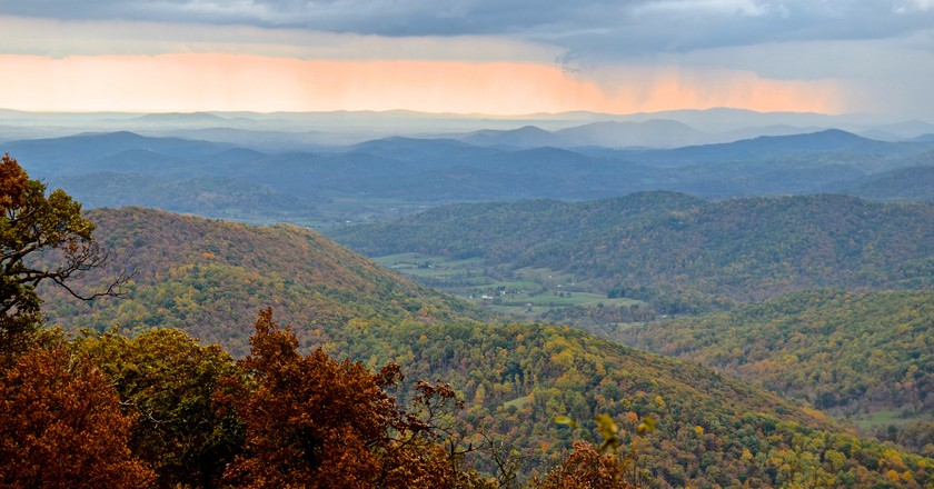 Shenandoah National Park | David McSpadden/Flickr