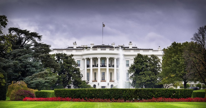 White House   © Diego Cambiaso/Flickr