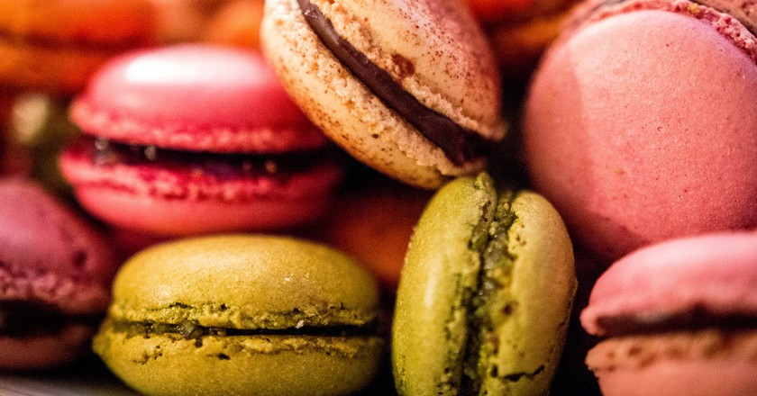 Macaroons  © Thierry Leclerc/Flickr