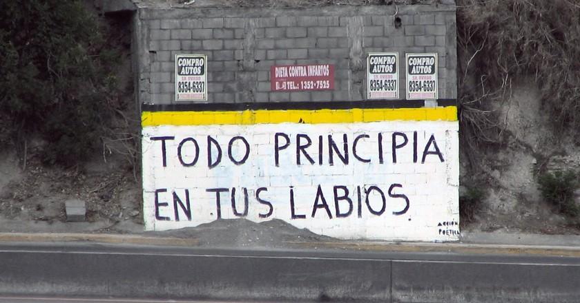 Acción Poética | © eperales/Flickr