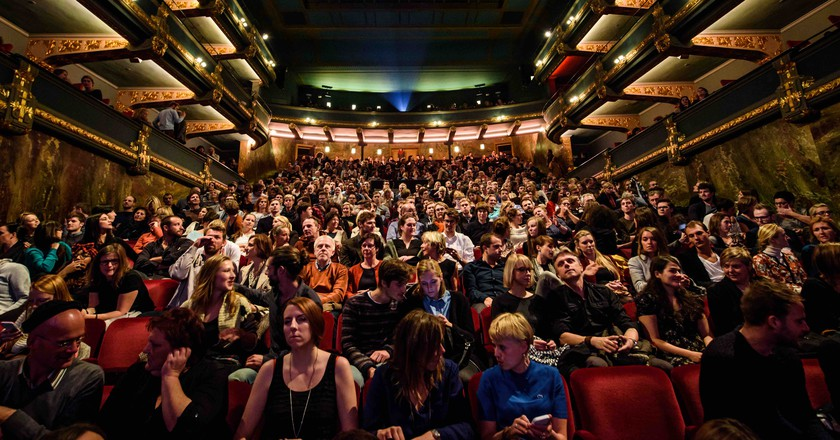 A packed house at Film Fest Gent 2015   © Jerroenwillems.be/courtesy of Film Fest Gent