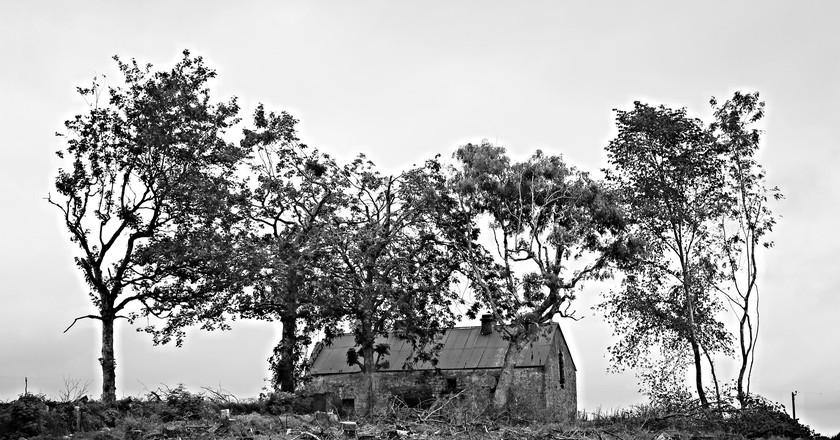 The Cooneen Ghost House   © Mark Gunn/Flickr