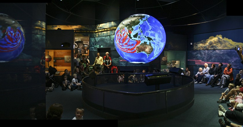 The 8 best science museums in the us science on a sphere smithsonian natural history woodleywonderworks flickr gumiabroncs Gallery