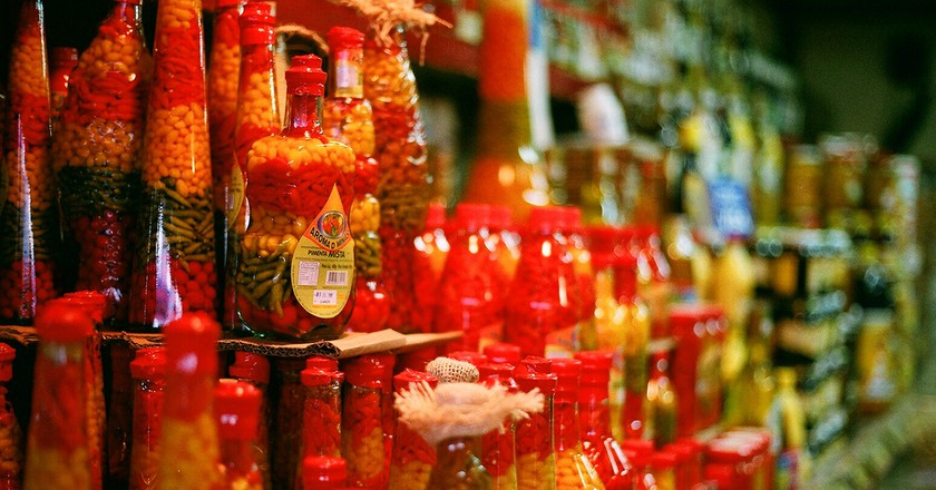 Bottled chilles  © Eduardo Otubo/Flickr