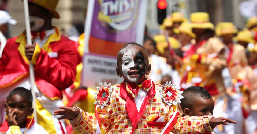 Cape Minstrel Carnival © South African Tourism/Flickr