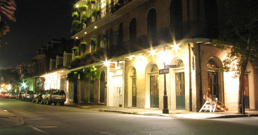 Corner of Royal and Dumaine, French Quarter, New Orleans, Louisiana |© Kend Lund/Flickr