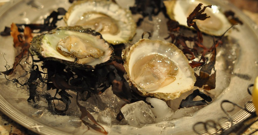 Oysters |© Charlotta Wasteson/Flickr