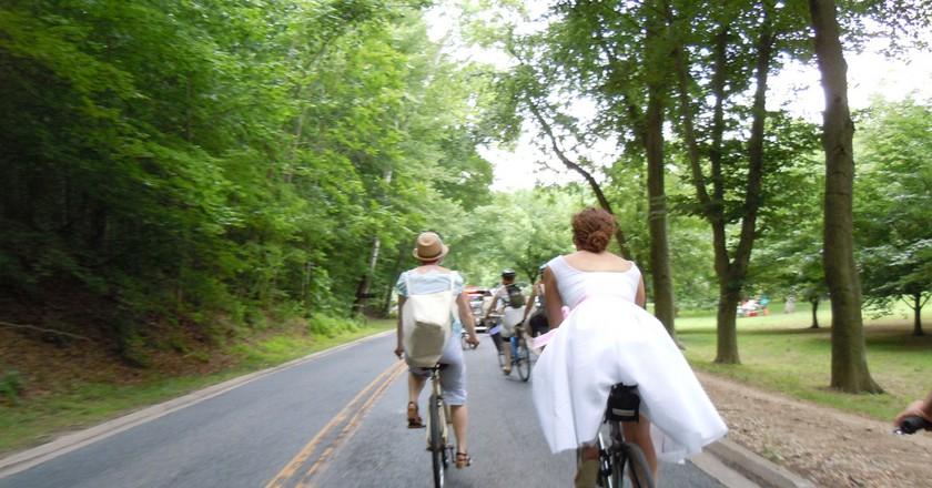Rock Creek Cyclists | ©Ken mayer/Flickr