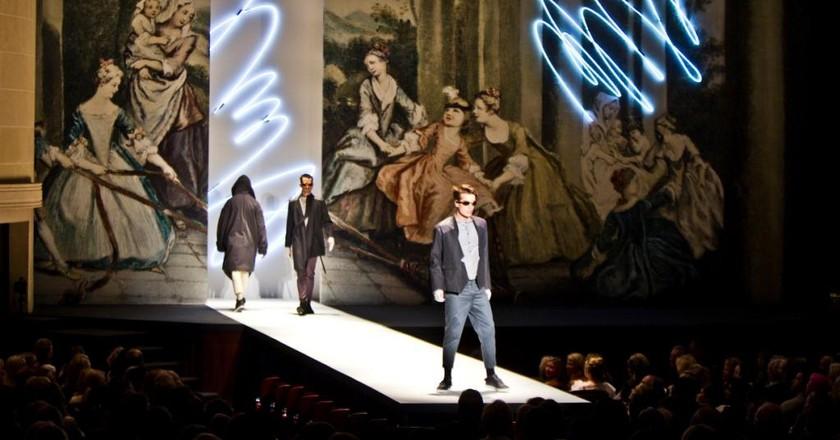 Men's Fashion Show © Alexander Parker/Flickr
