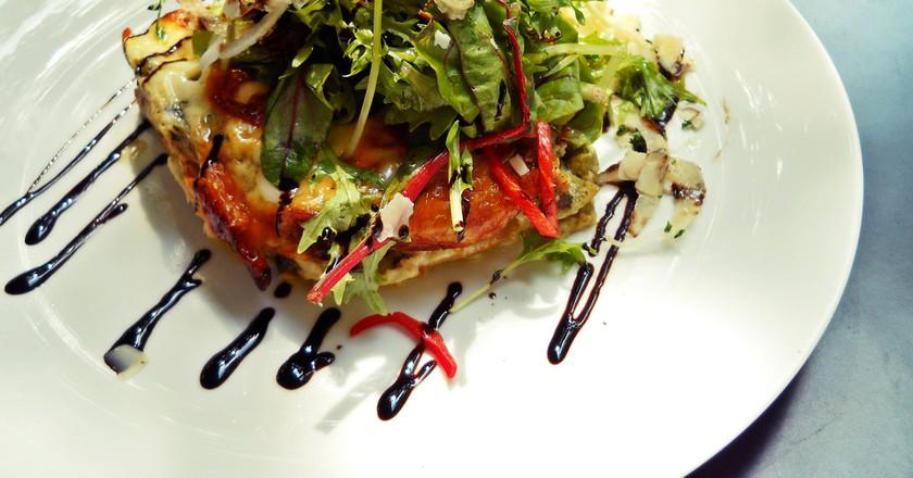 Vegetarian dishes |© La Melodie/Flickr
