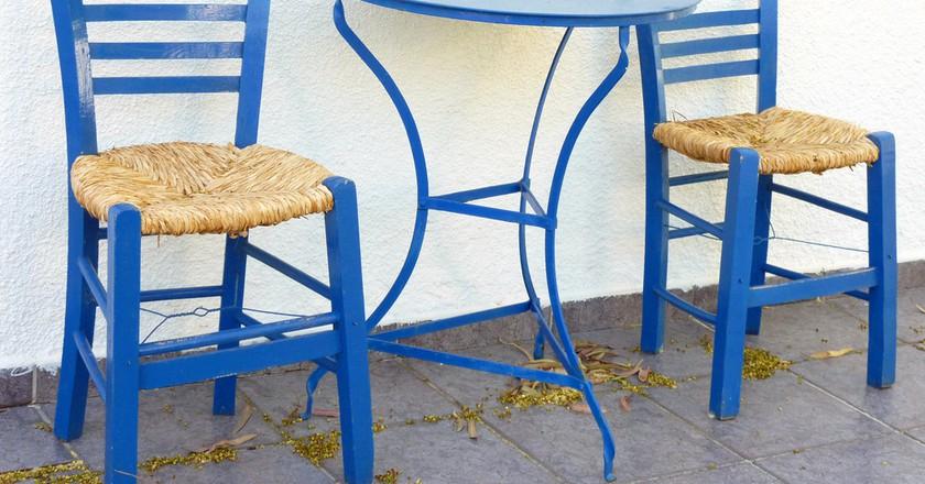 Greek Taverna   ©  Konstantinos Dafalias/Flickr