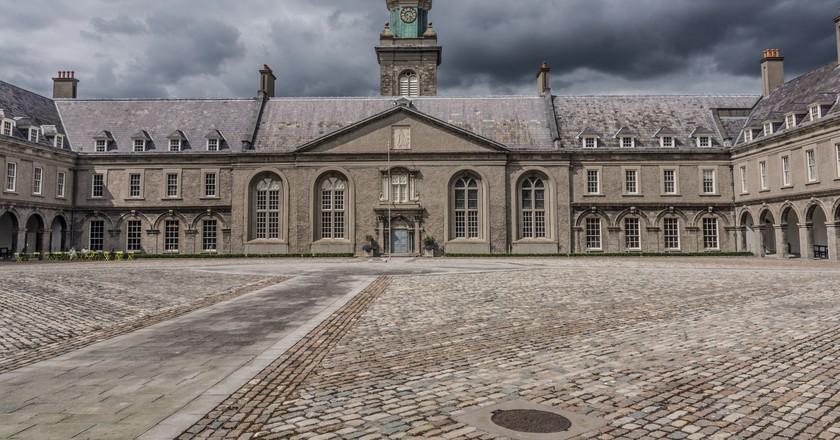 Royal Hospital Kilmainham, Dublin | © William Murphy/Flickr