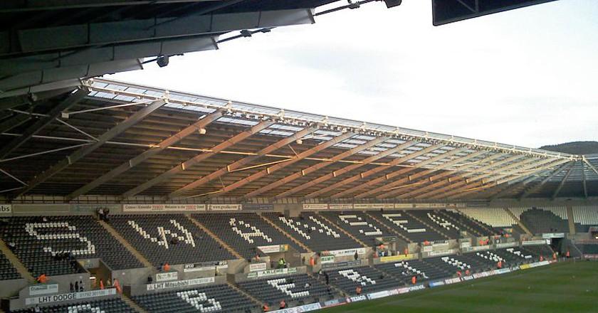 Liberty Stadium | © WikiCommons