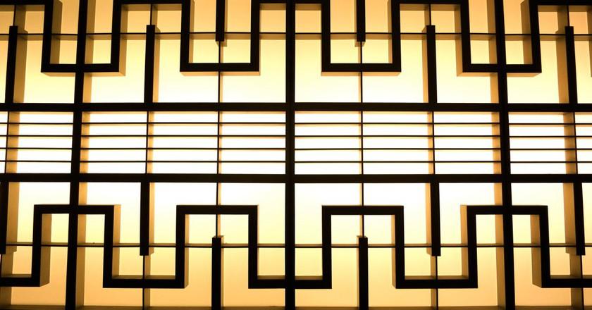 Art Deco detailing | © Dean Hochman/Flickr