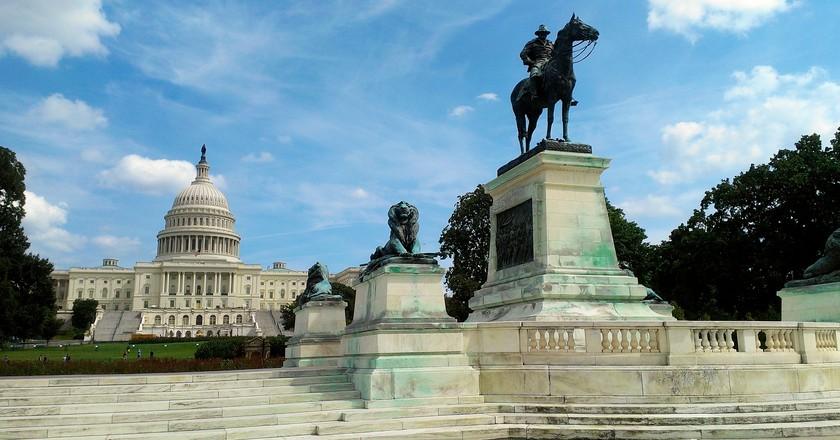 U.S. Capitol Building   © janitors/Flickr