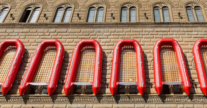 Ai Weiwei 'Libero' Retrospective Opens In Florence