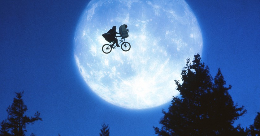 Et The Extra-Terrestrial / Et The Extra Terrestrial / E.T. (1982) | Dir: Steven Spielberg |© Universal / The Kobal Collection