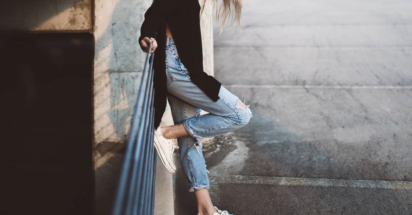 Fashion blogger │© Brooke Cagle