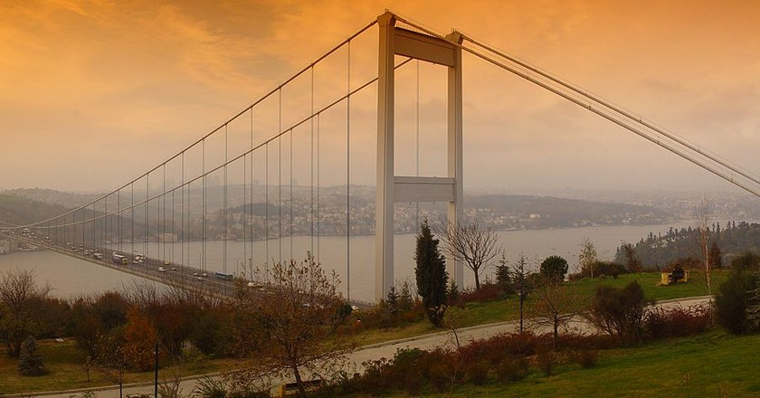 The Iconic Bridges of Istanbul