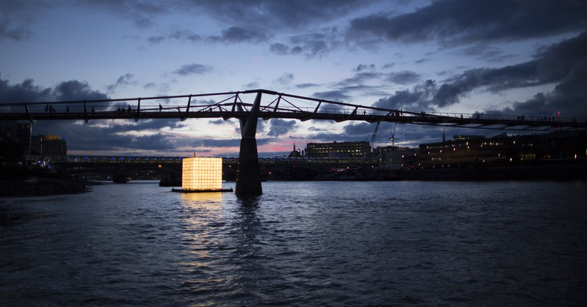 Floating Dreams by Ik-Joong Kang|Courteys of the Totally Thames Festival