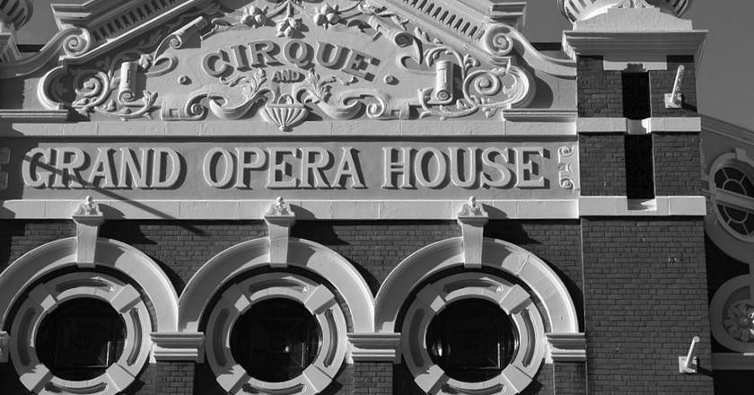 Grand Opera House, Belfast   © Ardfern/WikiCommons