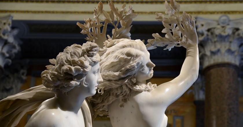 10 Of Rome's Must-See Art Masterpieces