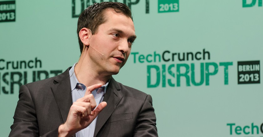 Nate Blecharczyk, Co-founder of Airbnb 📷 Tech Crunch