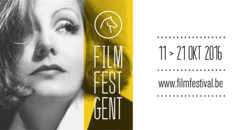 Greta Garbo graces Film Fest Gent's 2016 poster | © Film Fest Gent