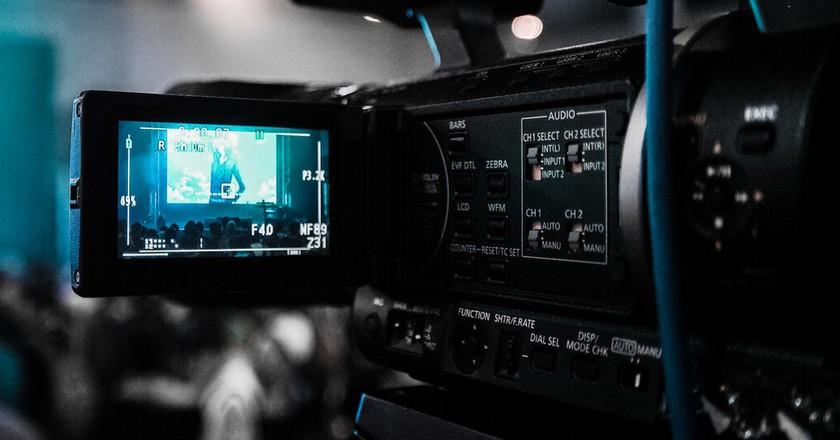 Shooting an episode | public domain/Pexels