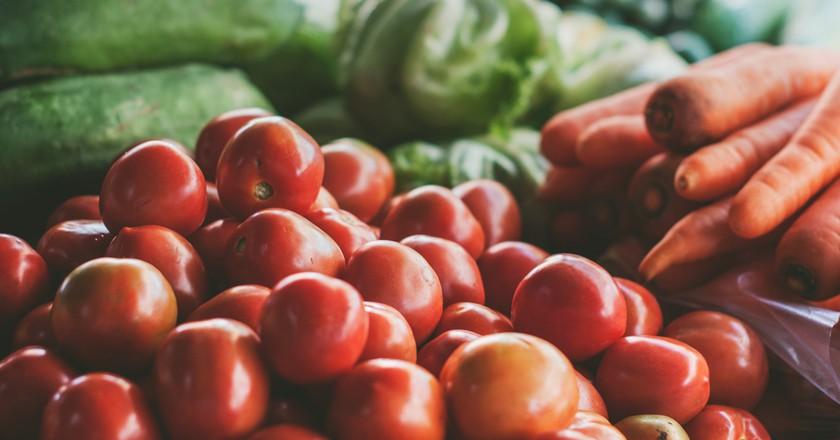 Produce © Pexels