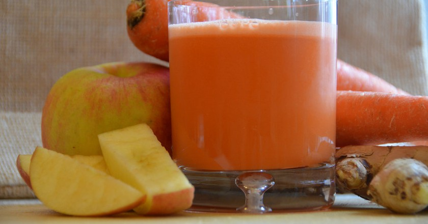 Fruit juices |©bertholf/Flickr