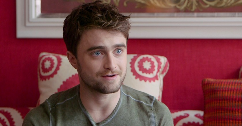 Daniel Radcliffe speaks exclusively to The Culture Trip