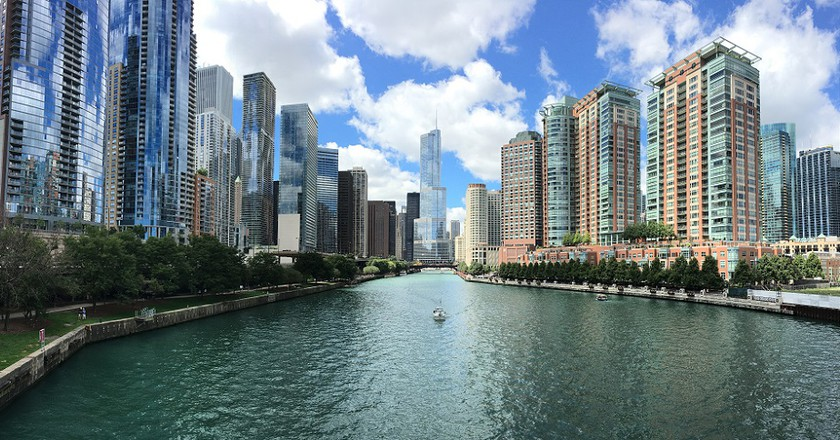 Chicago river | Via Pexels