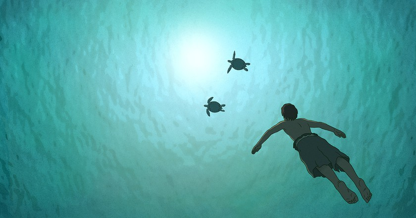 The Red Turtle   ©STUDIO GHIBLI - WILD BUNCH - WHY NOT PRODUCTIONS- ARTE FRANCE CINEMA- CN4 PRODUCTIONS - BELVISION