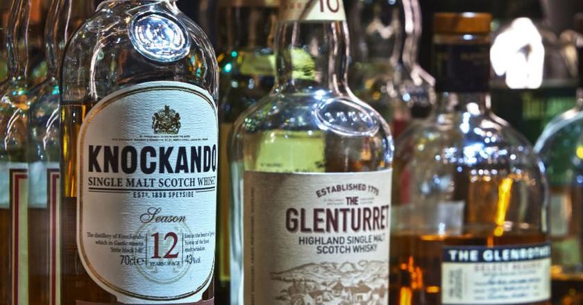 Whisky | Courtesy Of Fonab Castle