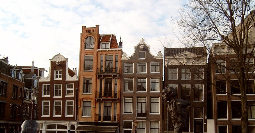 Multatuli Statue on Torensluis   © Michielverbeek / WikiCommons