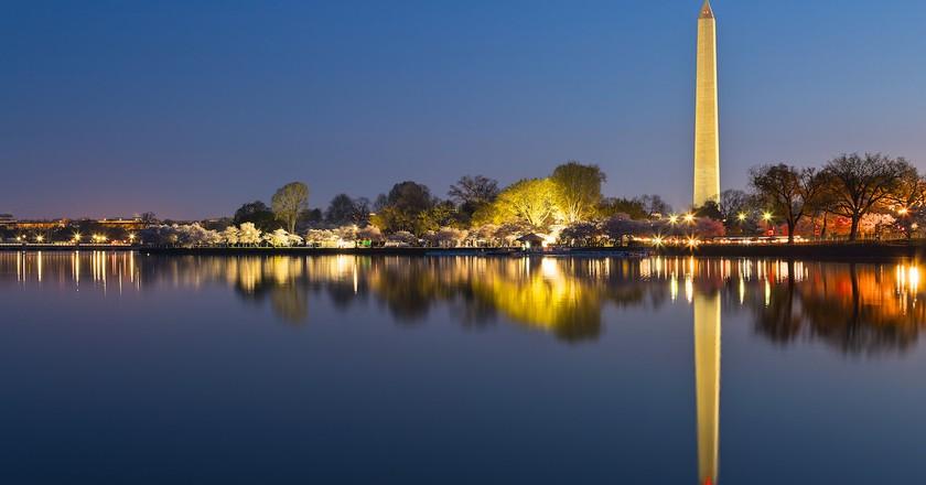 Washington DC Dawn Monument - HDR   © Nicolas Raymond/Flickr