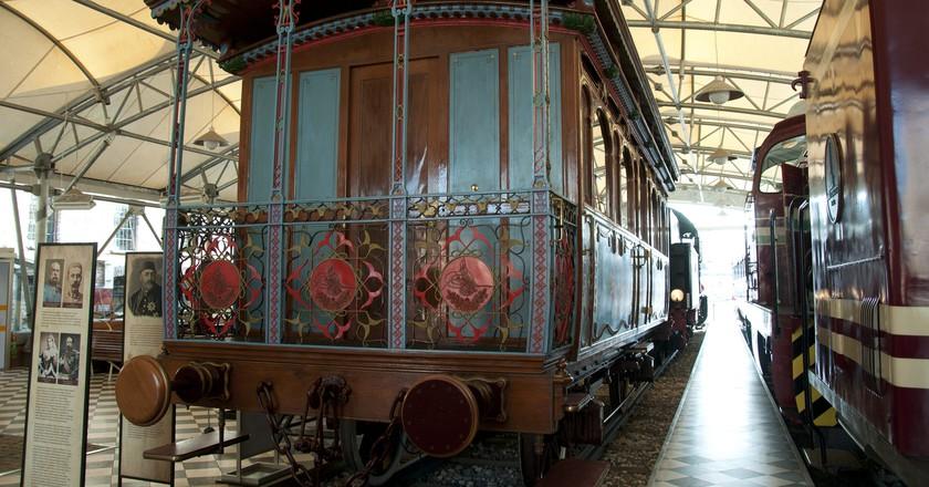 Rahmi M. Koç Museum | © Rahil Rupawala/Flickr