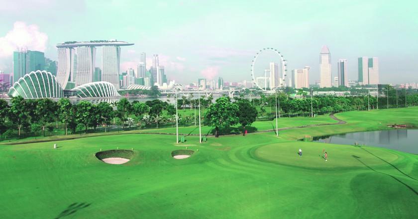 Courtesy of Marina Bay Golf Club