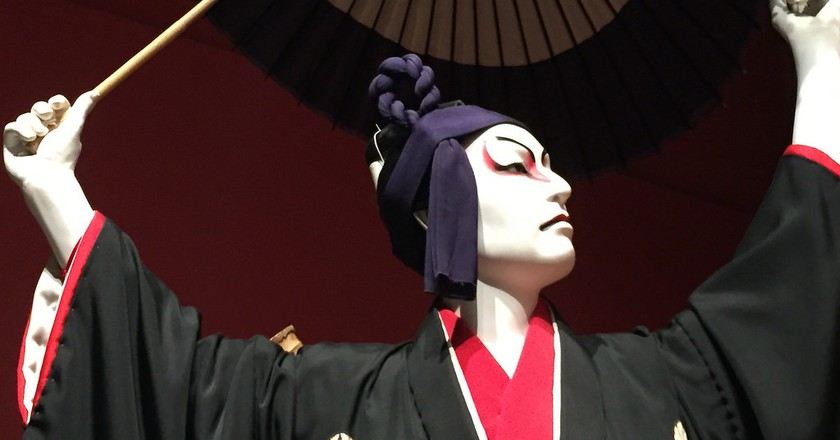 A figure at the Edo-Tokyo Museum | © Stephen Kelly/Flickr