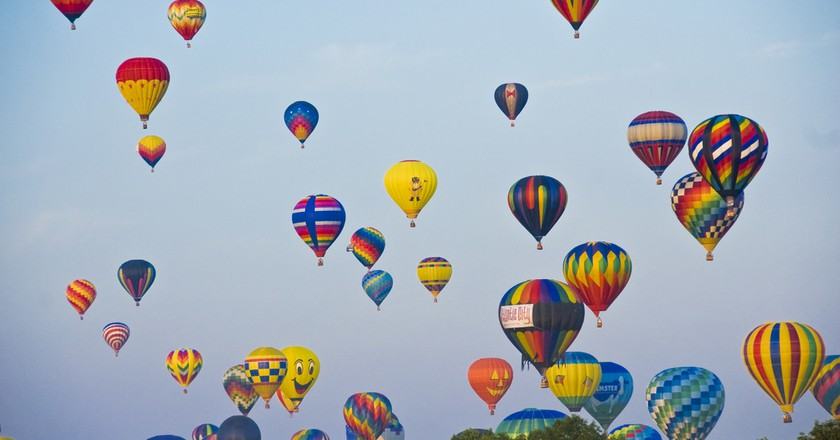 Quick Chek Balloon Festival | © Anthony Quintano, Flickr