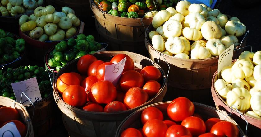 Farmers market | © Cultivate LA-Landscape Architect/Flickr