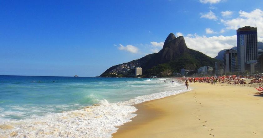Ipanema, Rio de Janeiro  © Catarina Oberlander/Flickr