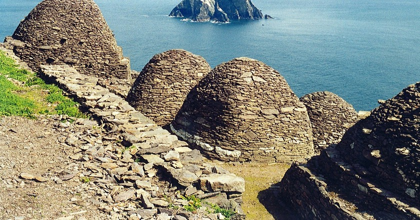 Skellig Michael | © Arian Zwegers/Flickr