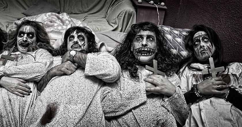 Halloween Zaragoza 2011   © Gaudencio Garcinuño/Flickr