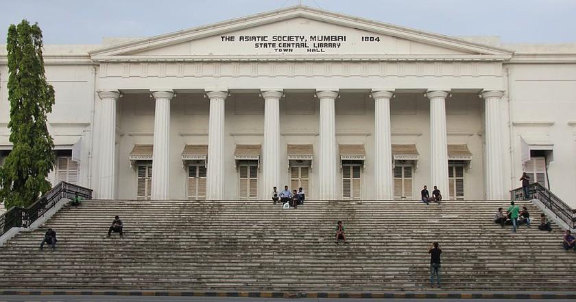 The Asiatic Society of Mumbai   © AKS.9955
